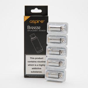 aspire breeze coils
