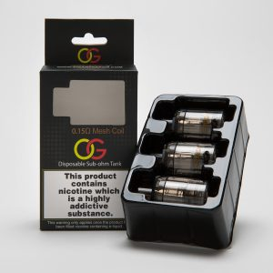 augvape disposable tank 3 pack