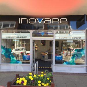inovape solihull shop front