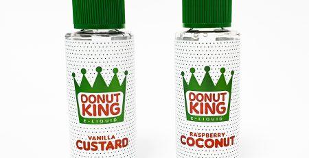 donut king high vg 100ml shortfill